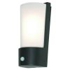 Elstead Azure AZ/LE7 Dark Grey Low Energy P.I.R. Sensor Light